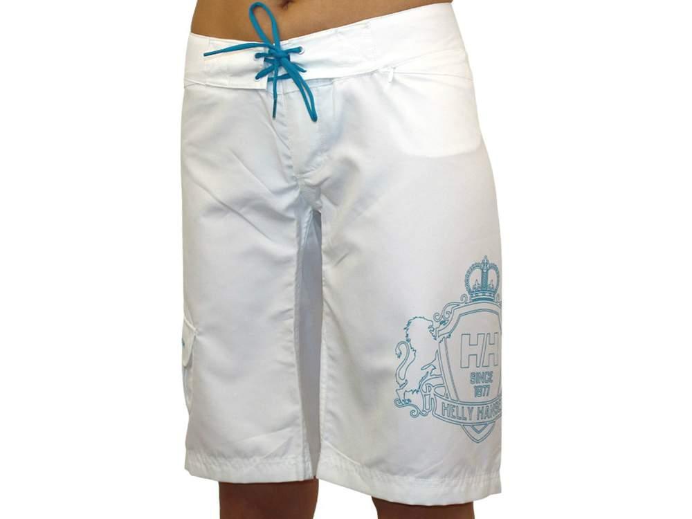 78604f1ceb Helly Hansen Womens White Blue W Boston Boardshorts [51105] Size L ...