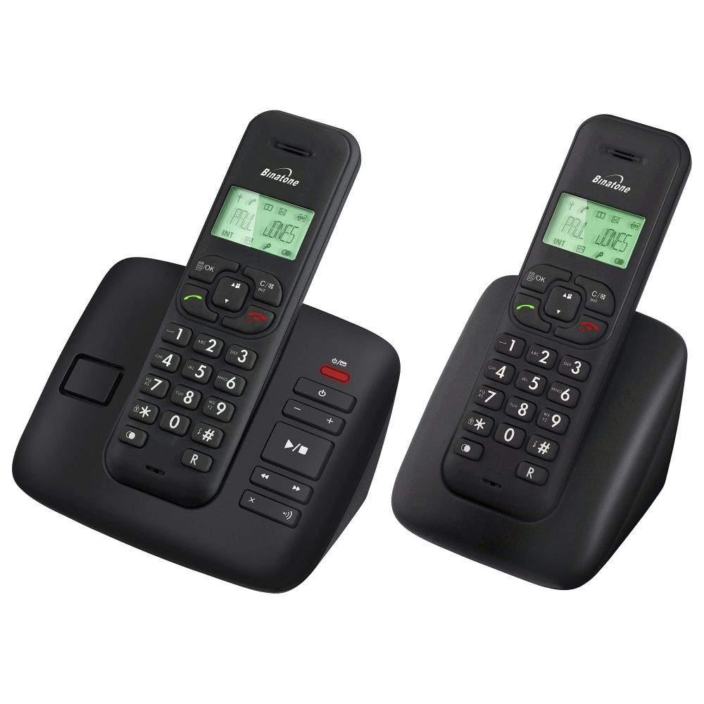 Binatone Solas 1520 Digital Cordless Telephone 1047585