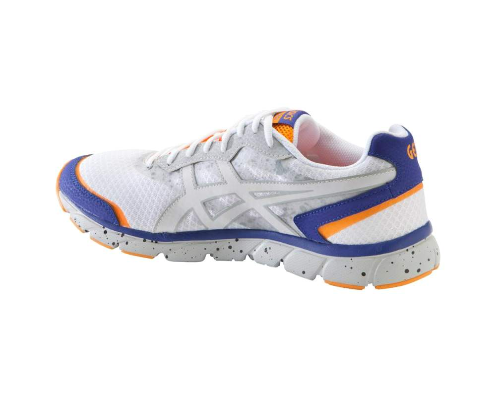 Asics Gel Usagi Mens Running Trainer Shoe Navy Blue, UK 8