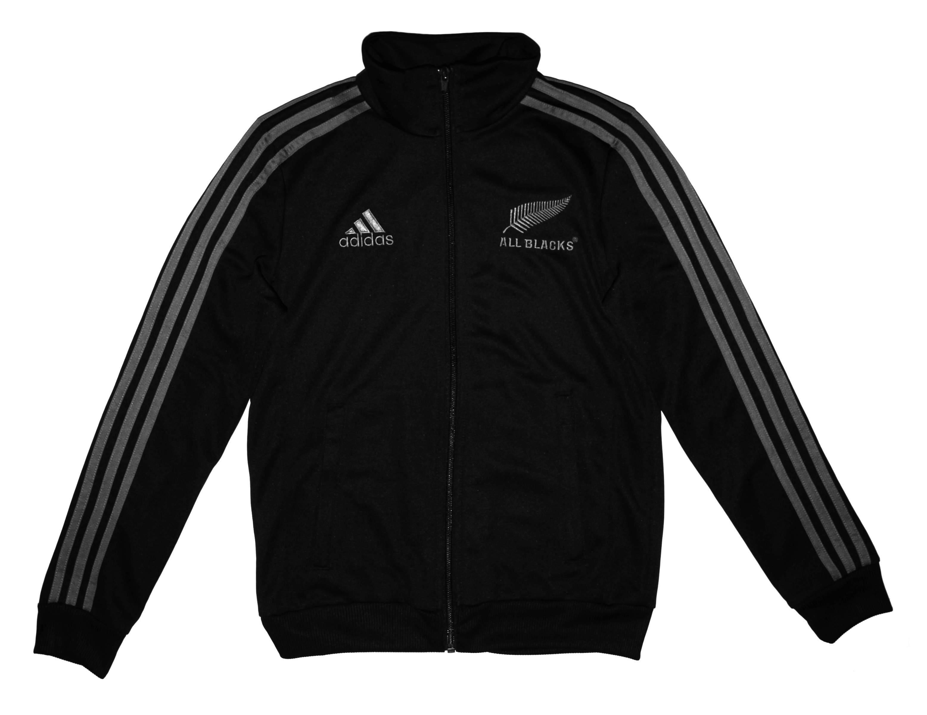 All Blacks Track Jacket