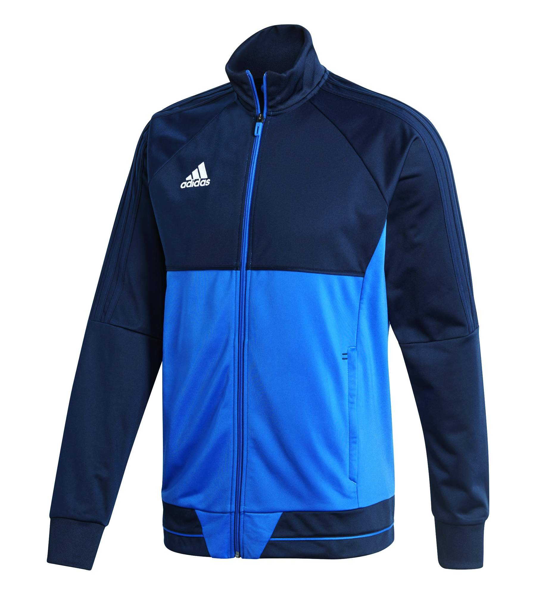 Details about Adidas Mens Collegiate Navy Blue White Tiro 17 Training Jacket Track Top Size M